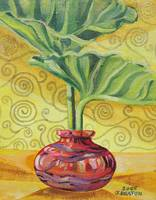 JOHNKEATONART The Red Vase