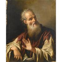 NEAPOLITAN SCHOOL (17th century) THE APOSTLE PAUL