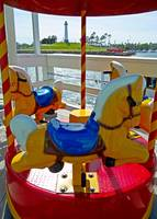 Long Beach Micro Carousel