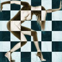 Survive Nude Woman Checkered 2