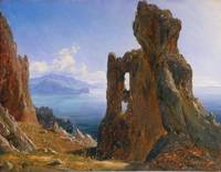 Thomas-Fearnley, Arco Naturale Capri before 1833
