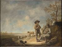 Aelbert Cuyp, Piping Shepherds