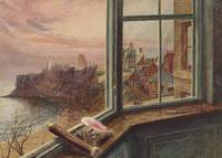 Alice Boyd,  View from the window of Balcony House