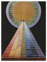 Altarpiece No. 1 Group X Hilma af Klint, 1915