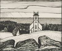 Church by the Sea by James Edward Hervey MacDonald