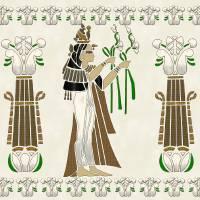 Fresco Art Prints & Posters by Sharon Sims