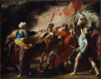 John Singleton Copley, Saul Reproved by Samuel