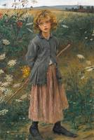 Jules Bastien-Lepage - The Floral Path (The Little