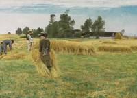 Laurits Andersen Ring 1854 - 1933 DANISH HARVEST T