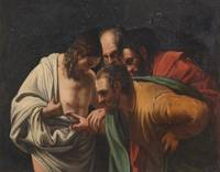 Manner of Caravaggio (late 18th early 19th Century