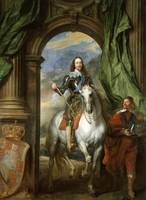 Sir Anthony van Dyck (1599-1641) Charles I (1600-1