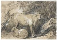 Thomas Gainsborough, R.A. SUDBURY 1727-1788   STUD