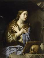 The Repentant Magdalen by Philippe de Champaigne