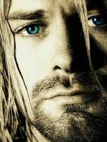 Kurt Cobain Nirvana Close Up