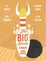 Alternative the big lebowski movie poster