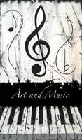 Art and Music-Music In Motion