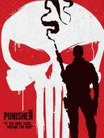 Alternative the punisher movie poster