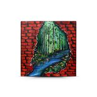 Brick Painting - YesNo