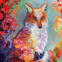 Waiting for Dusk Art Prints & Posters by Jennifer Lommers