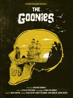 Alternative the goonies movie poster