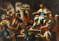 Luca Giordano, follower of, Herod with the Head of