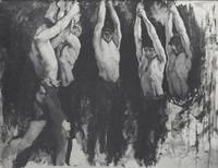Men at an Anvil, study for The Spirit of Vulcan, c