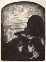Munch, Edvard (1863-1944) Attraction I (1896)