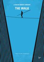No796 My The Walk minimal movie poster