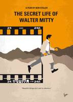 No806 My The Secret Life of Walter Mitty minimal m