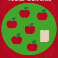 No807 My The Cider House rules minimal movie poste Art Prints & Posters by Chungkong Art