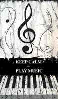 KEEP CALM AND PLAY MUSIC - Music In Motion