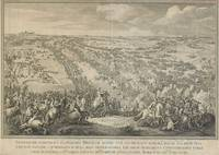 THE BATTLE OF POLTAVA - RUSSIAN BATTLE PLATE OF TH