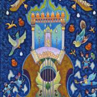 2017-032- The Song of Redemption. Art Prints & Posters by Baruch Nachshon