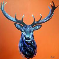 Blue Stag