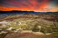 Painted Hills Sunrise by Cody York-1469