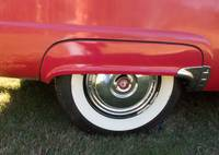 Ford rear wheel