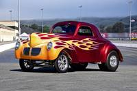 1940 Willys Coupe 'Gasser' IV