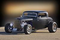 1932 Ford 'Silky Satin' Coupe I