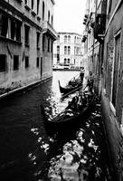 Venezia, sightseeing in gondola