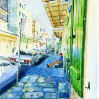 French Quarter Art Prints & Posters by Yvonne Carter
