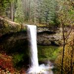 Upper Silver Falls, Oregon
