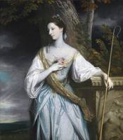 Anne Dashwood, Countess of Galloway by Joshua Reyn