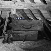 In the Silent Attic by I.M. Spadecaller