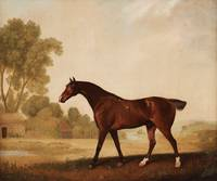 GEORGE STUBBS, EAGLE, A BAY RACEHORSE