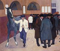 Horse Dealers at The Barbican by Robert Polhill Be