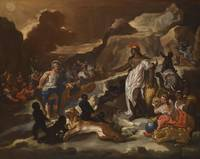 Luca Giordano An Allegory Of Africa