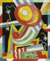 Painting No. 3 by Marsden Hartley