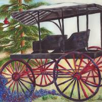 Buggy01 Art Prints & Posters by Gayela Chapman-McKelvie