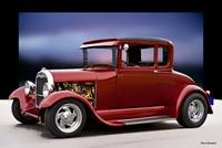 1928 Ford 'Hot Rod A' Coupe II