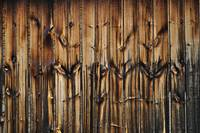 New England Wooden Fence